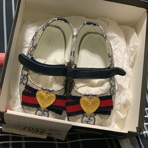 Baby girl Gucci shoes
